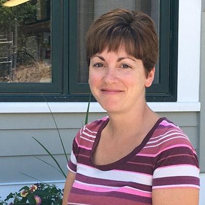 Sarah Sigler, Administrative Assistant for Kimball Fuel