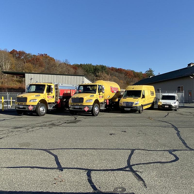 Kimball Fuel Service Fleet