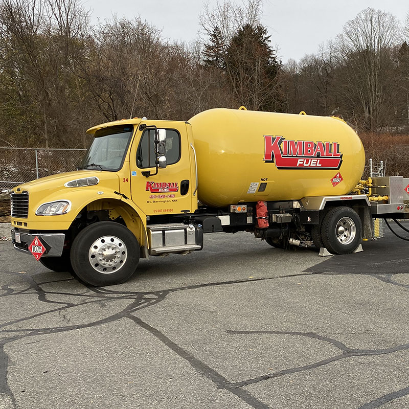 Residential Propane Delivery Services